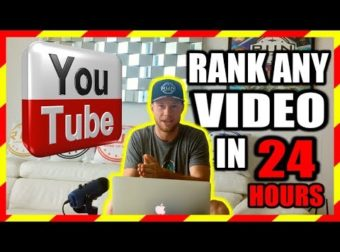 How to rank any video in Youtube