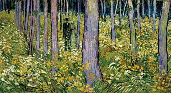 paint of Van Gogh