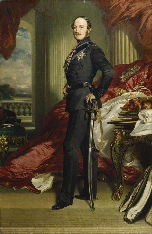 Alberto de Saxe Coburgo Gotha