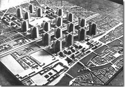 Le Corbusier's social ideal