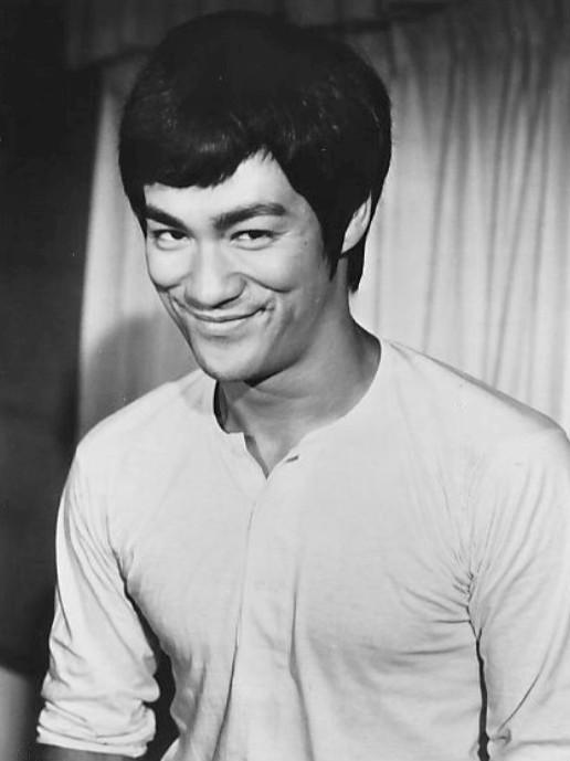 Bruce Lee in 1973