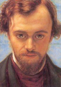 Fleshly poet Dante Gabriel Rossetti