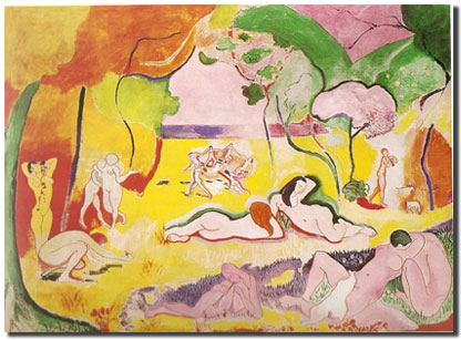 Henri Matisse. The joy of living