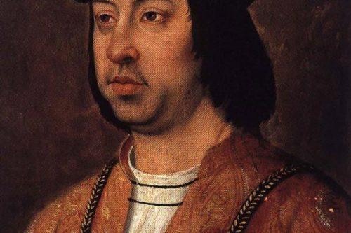 portrait fernando catholic